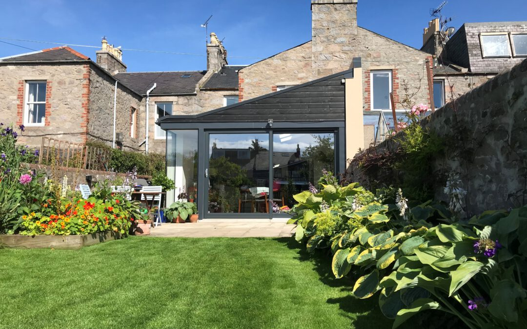 Family Garden Room, Aberdeen